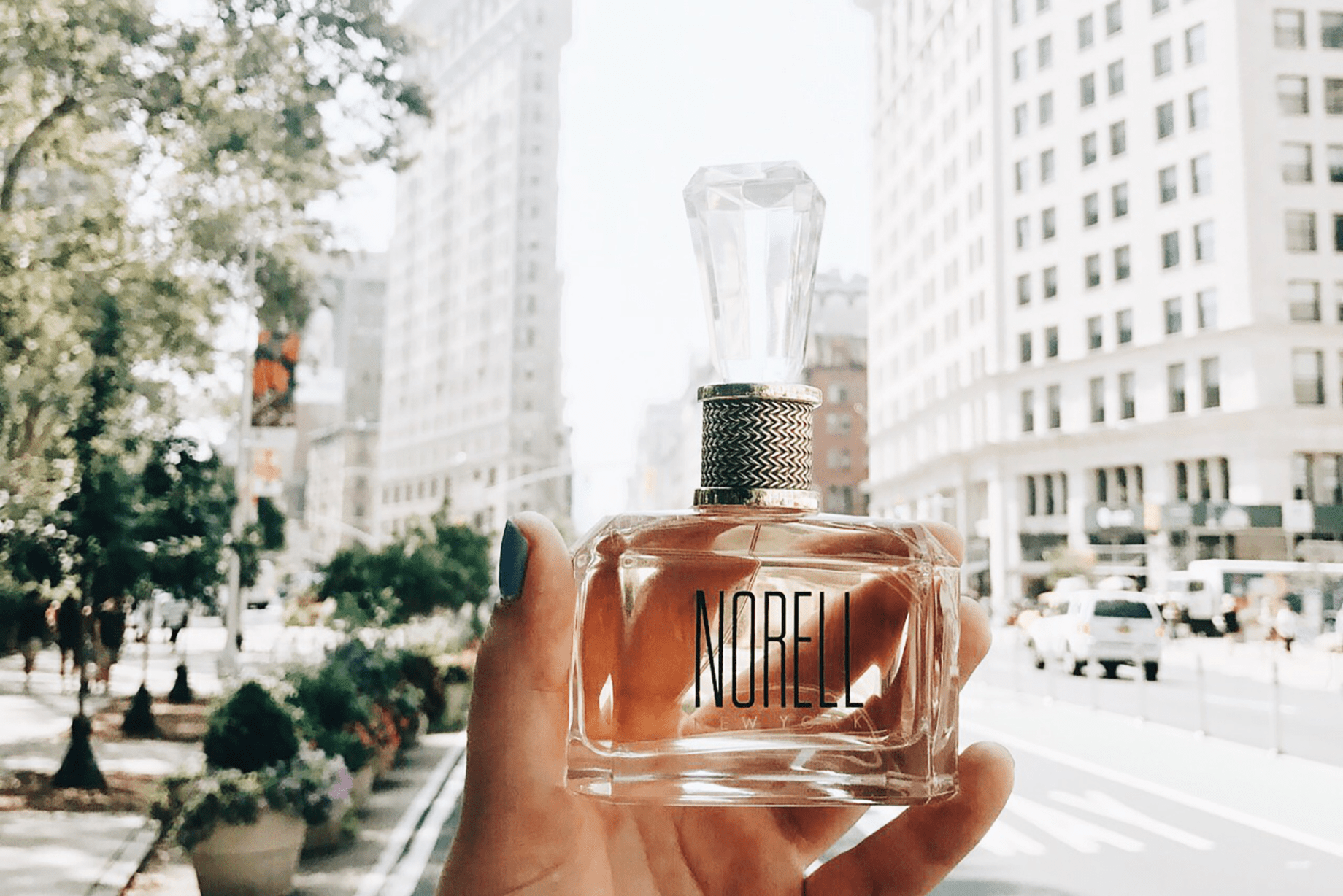 #NYFW 2017: Nail the NY look with Norell Elixir by Norell
