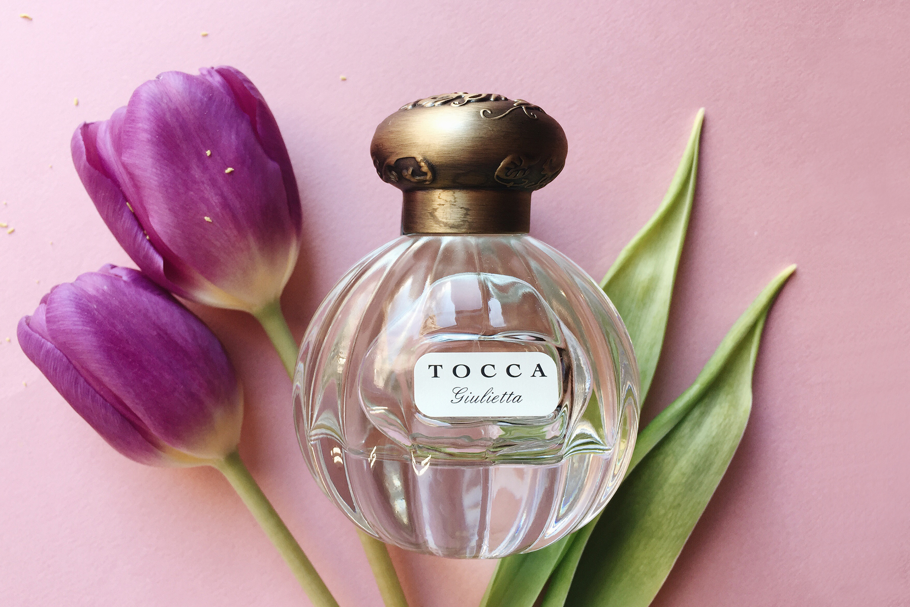 Your Newest Scented Obsession: Giulietta by TOCCA