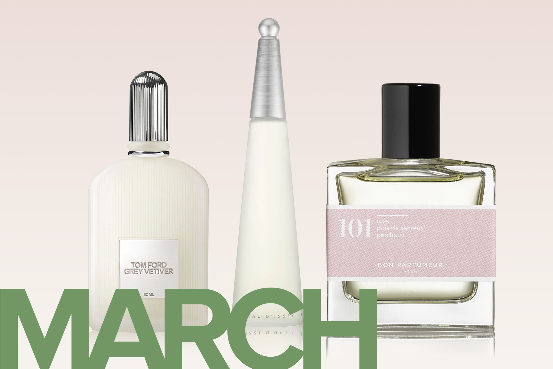Born in March: Personality Traits and Perfume Match
