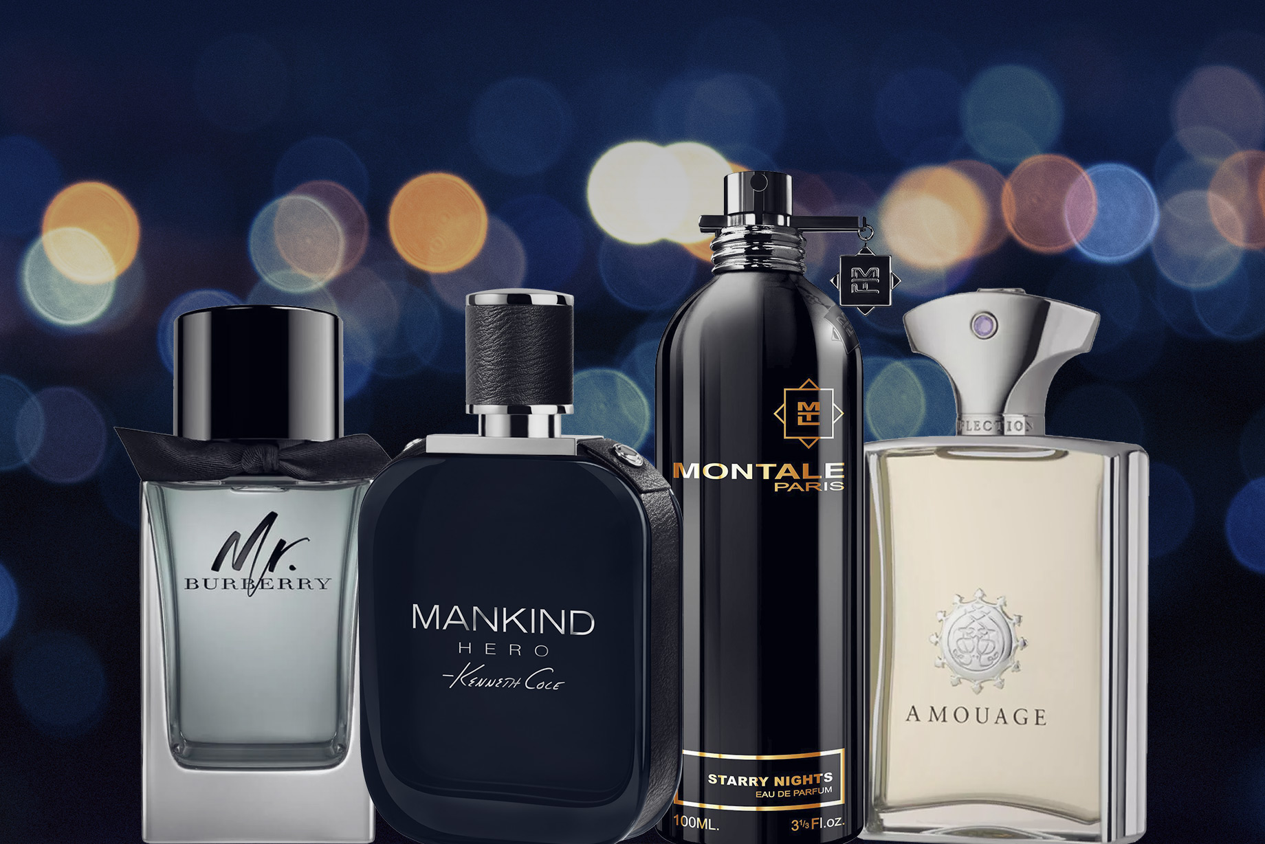 4 colognes to help you smell your best at date nights