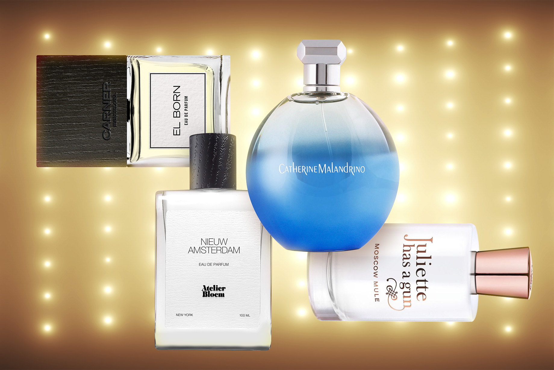 Scents of Summer: Euro-Trip Edit