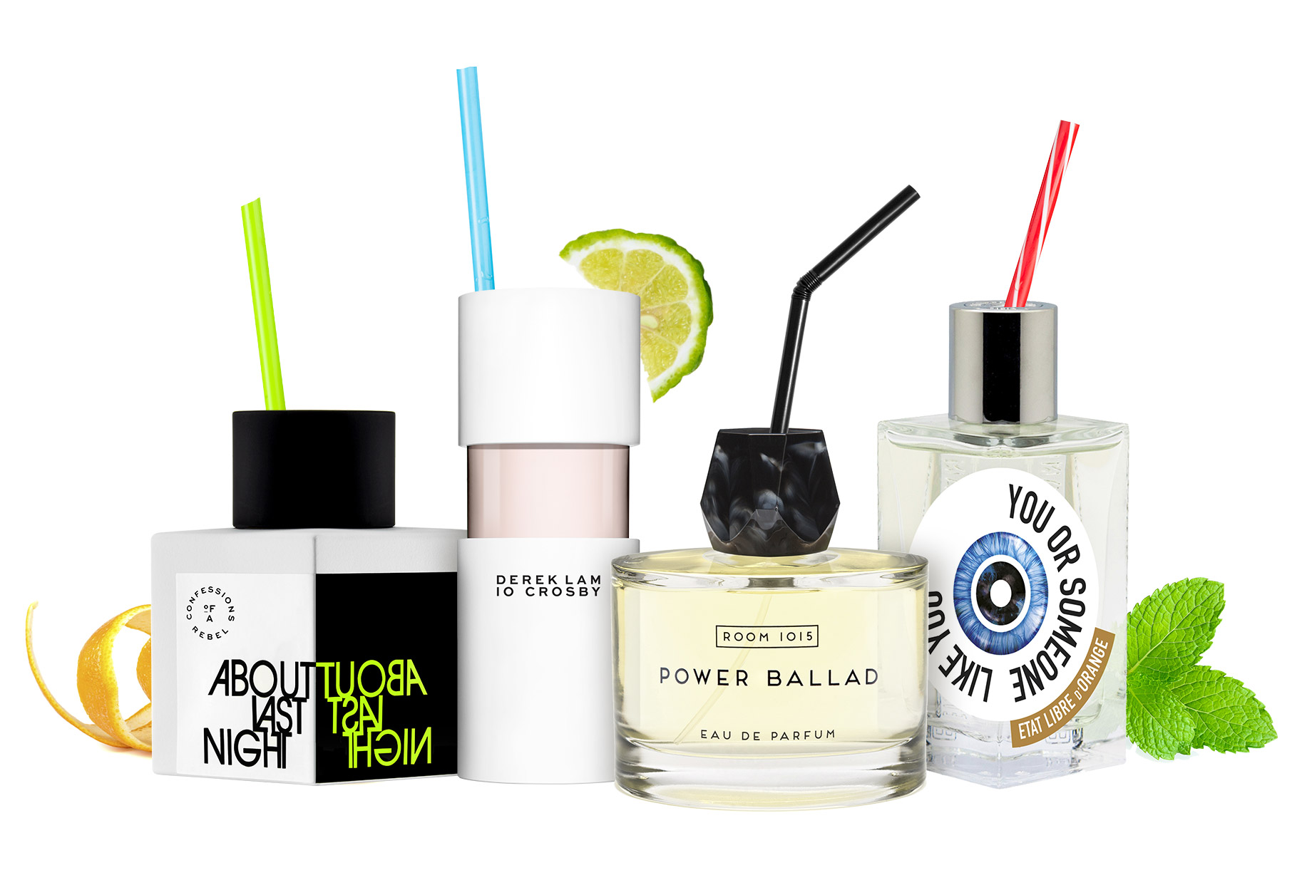 Happy-Hour Inspired Perfumes Perfect for Summer