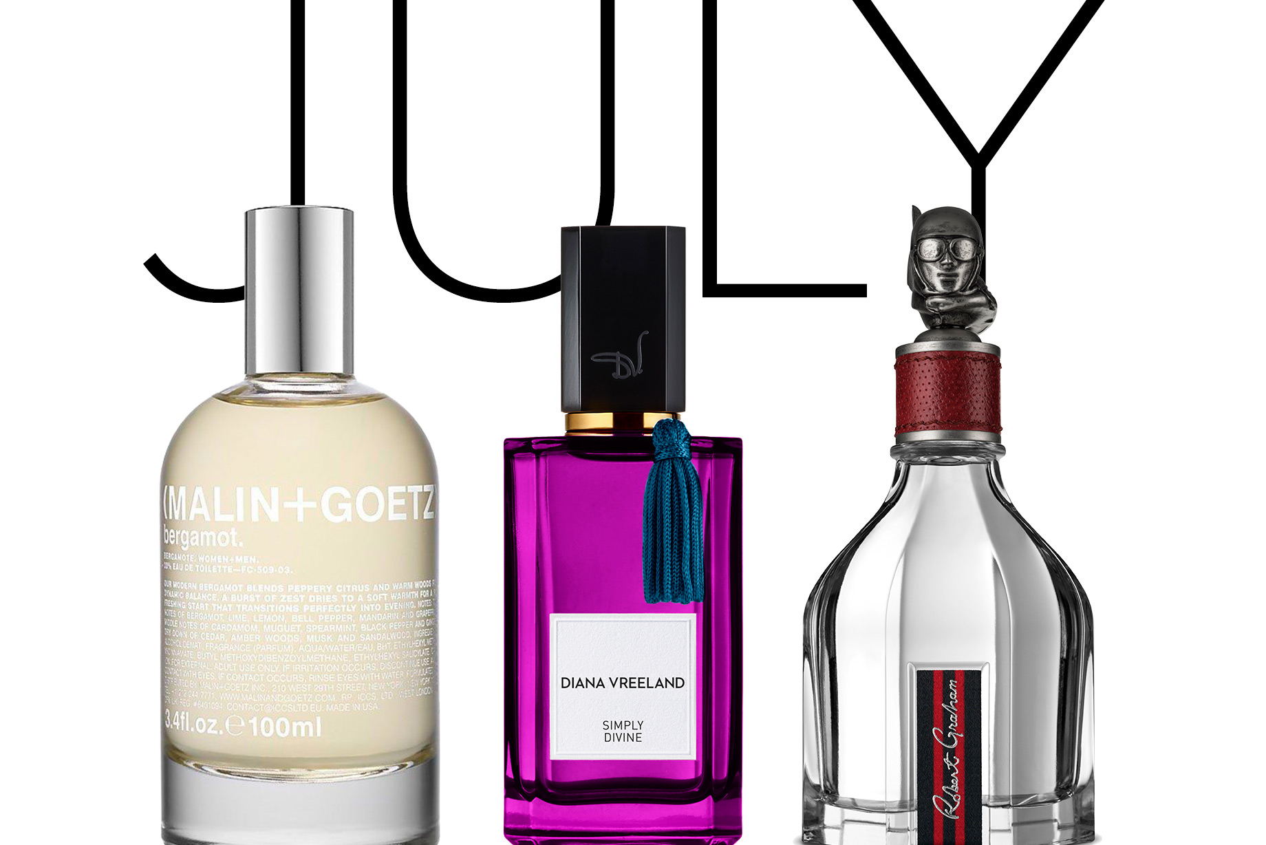 Perfect Fragrances For People Born in July
