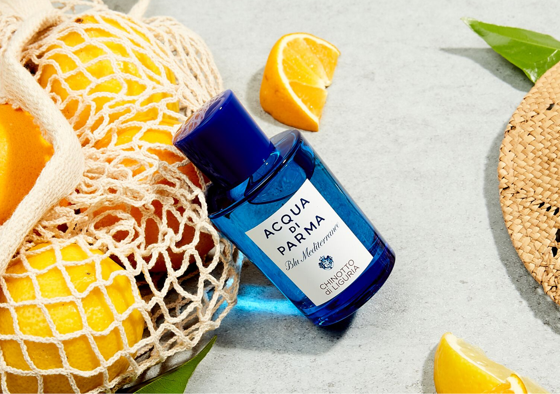 September Fragrance of the Month: Chinotto di Liguria by Acqua di Parma