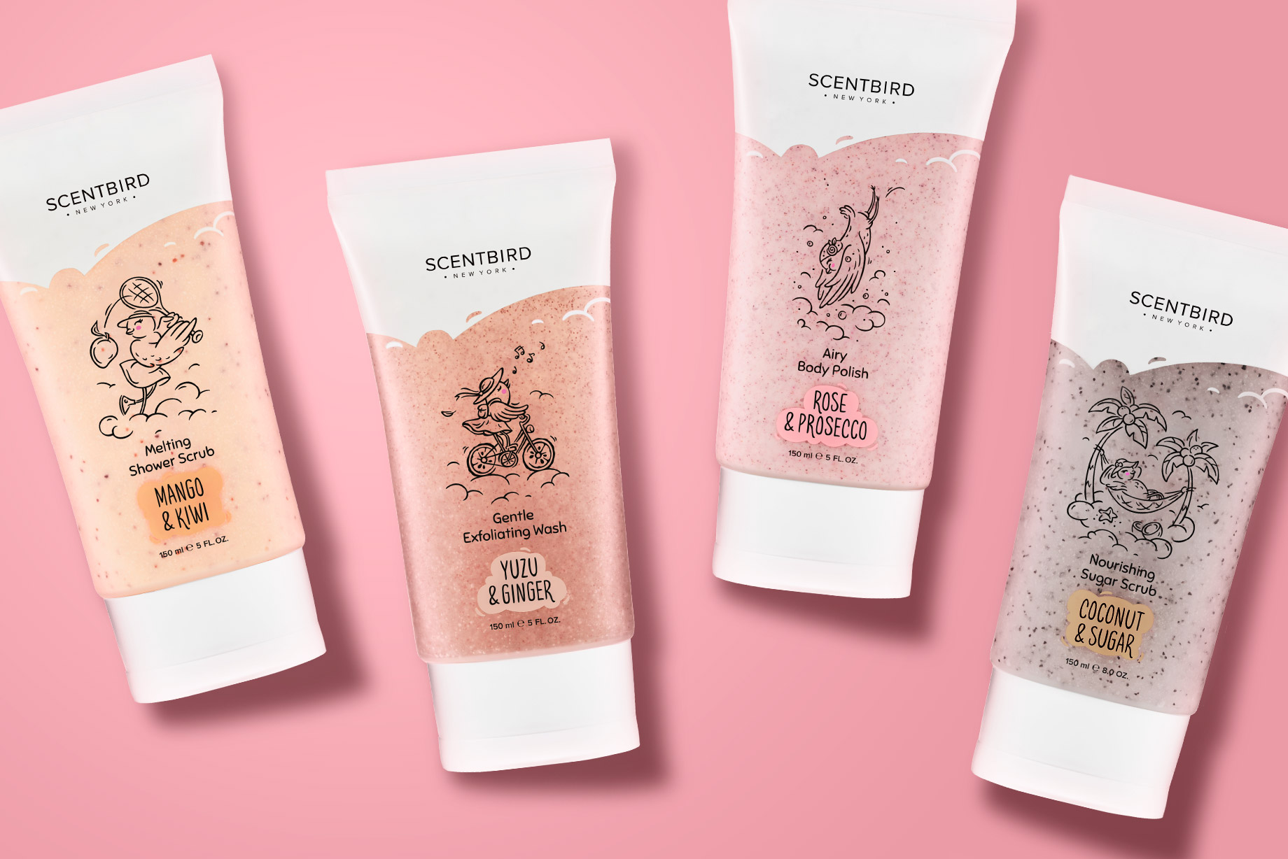 The Best Body Scrubs for Sun-kissed Skin