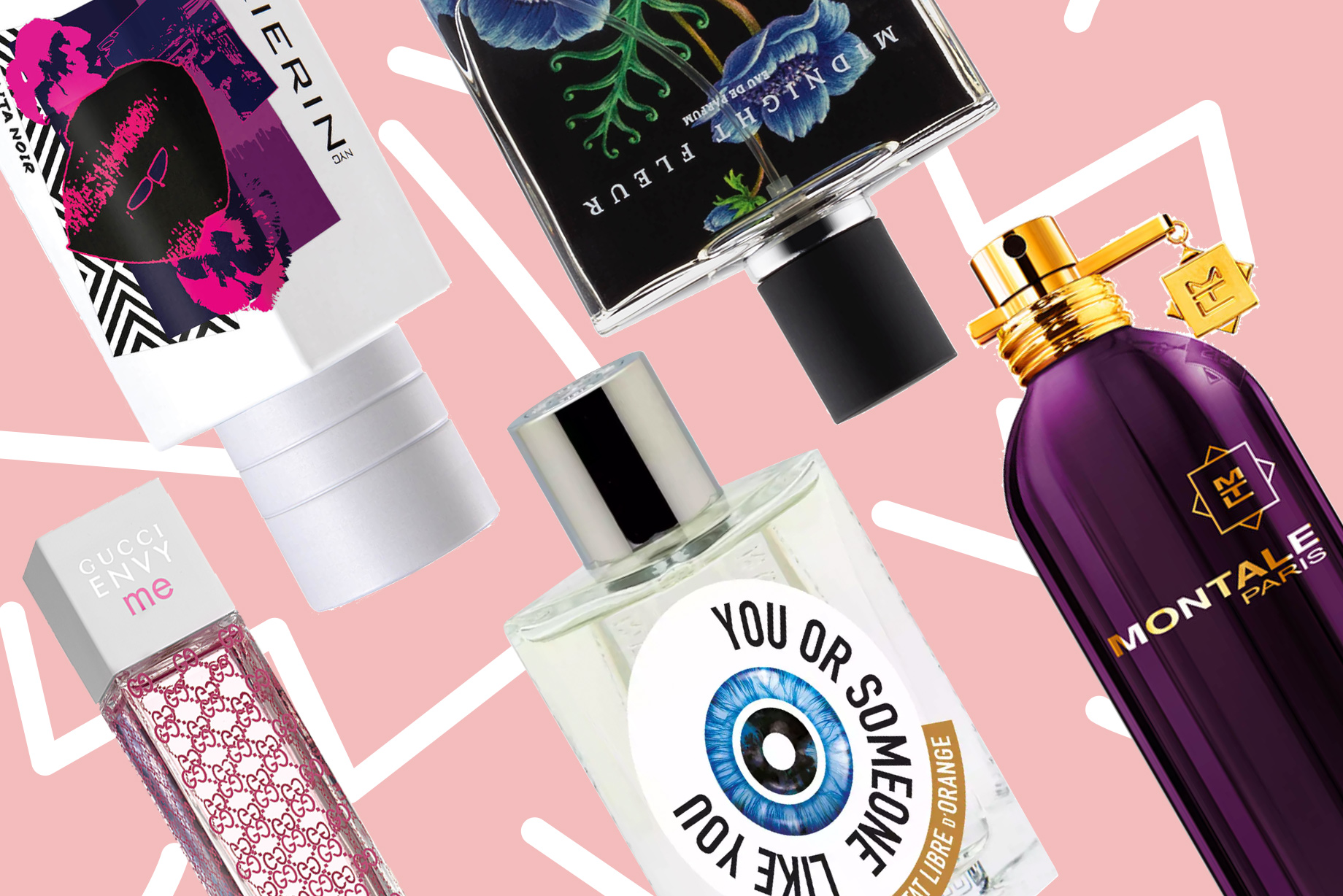 5 Fun Perfumes to Get You Friday Night Ready