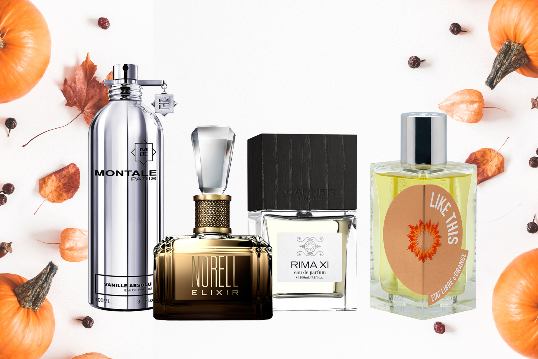 Love Pumpkin Spice Lattes? These Are The Fragrances For You