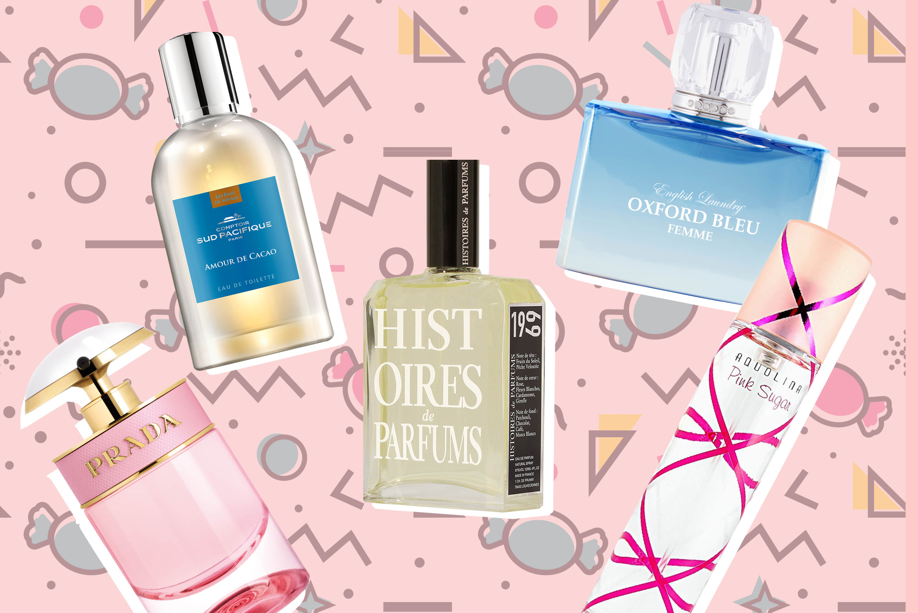 Subtly Sweet Scents For Fall