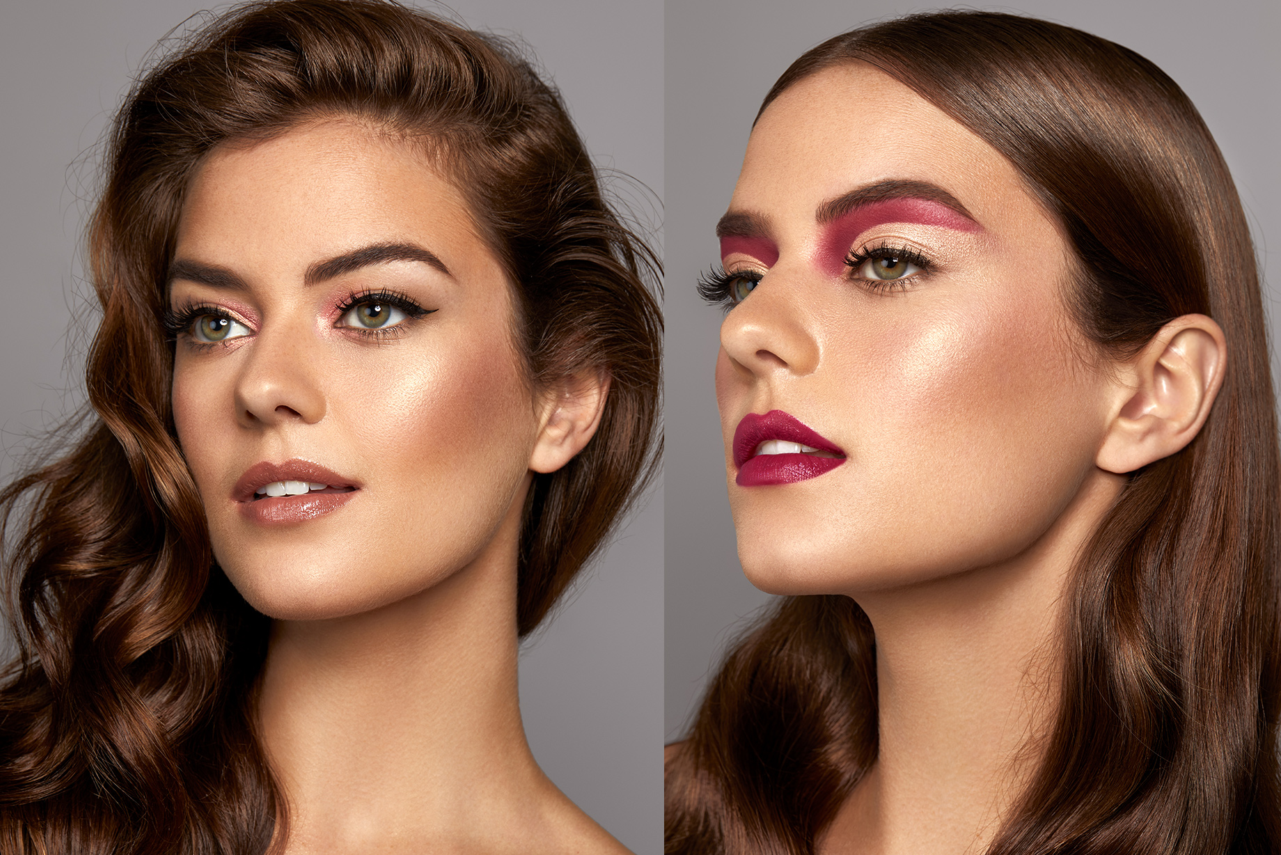 Get The Look: Rose Gold Eyes