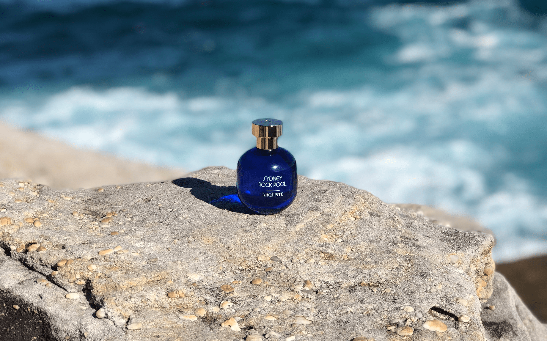 February 2019 Cologne of the Month: Sydney Rock Pool by Arquiste