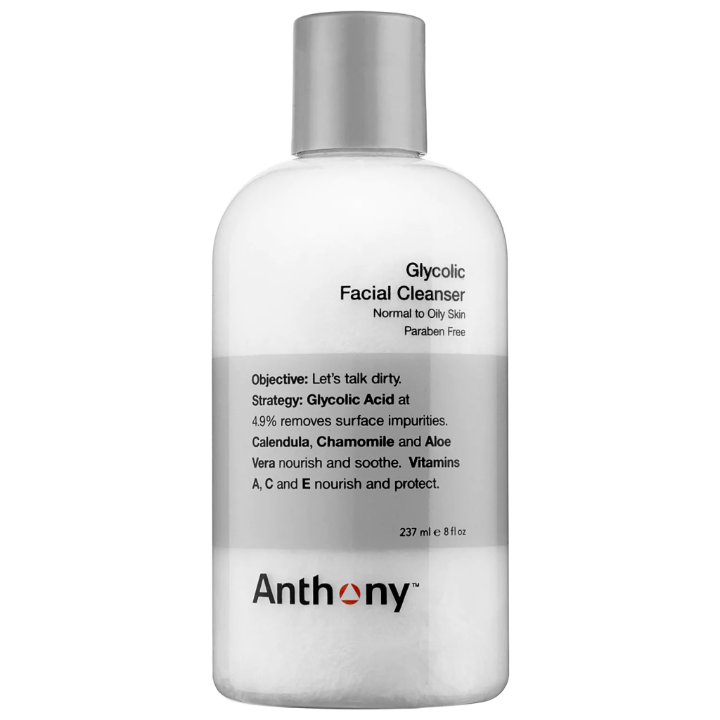 Glycolic Facial Cleanser By Anthony
