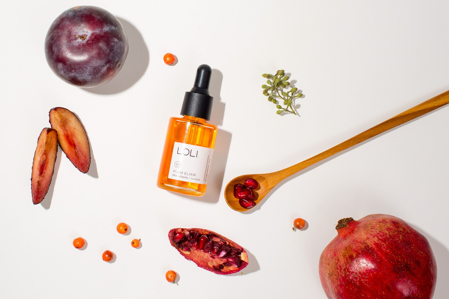Superfood Skin Elixirs From LOLI Beauty