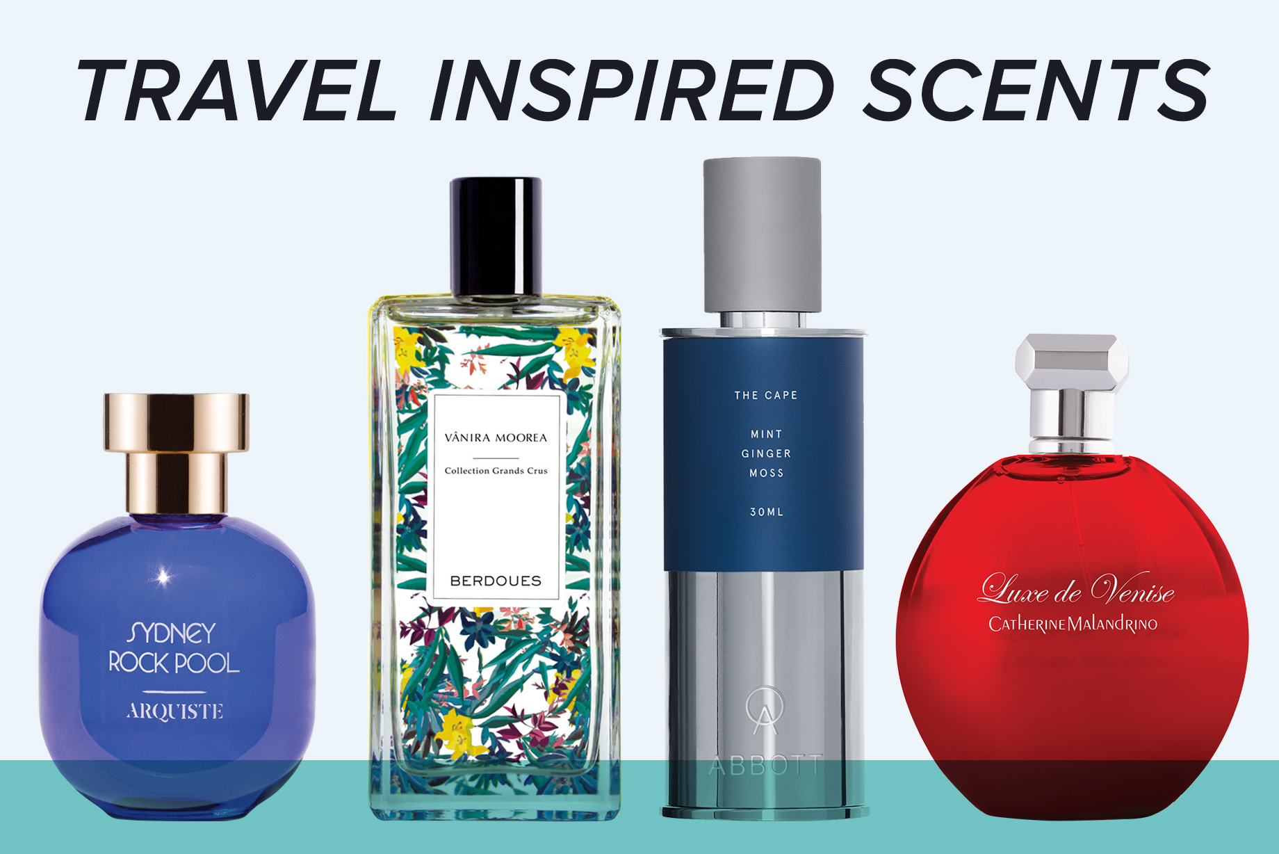 Best Summer Fragrances For The World Traveler