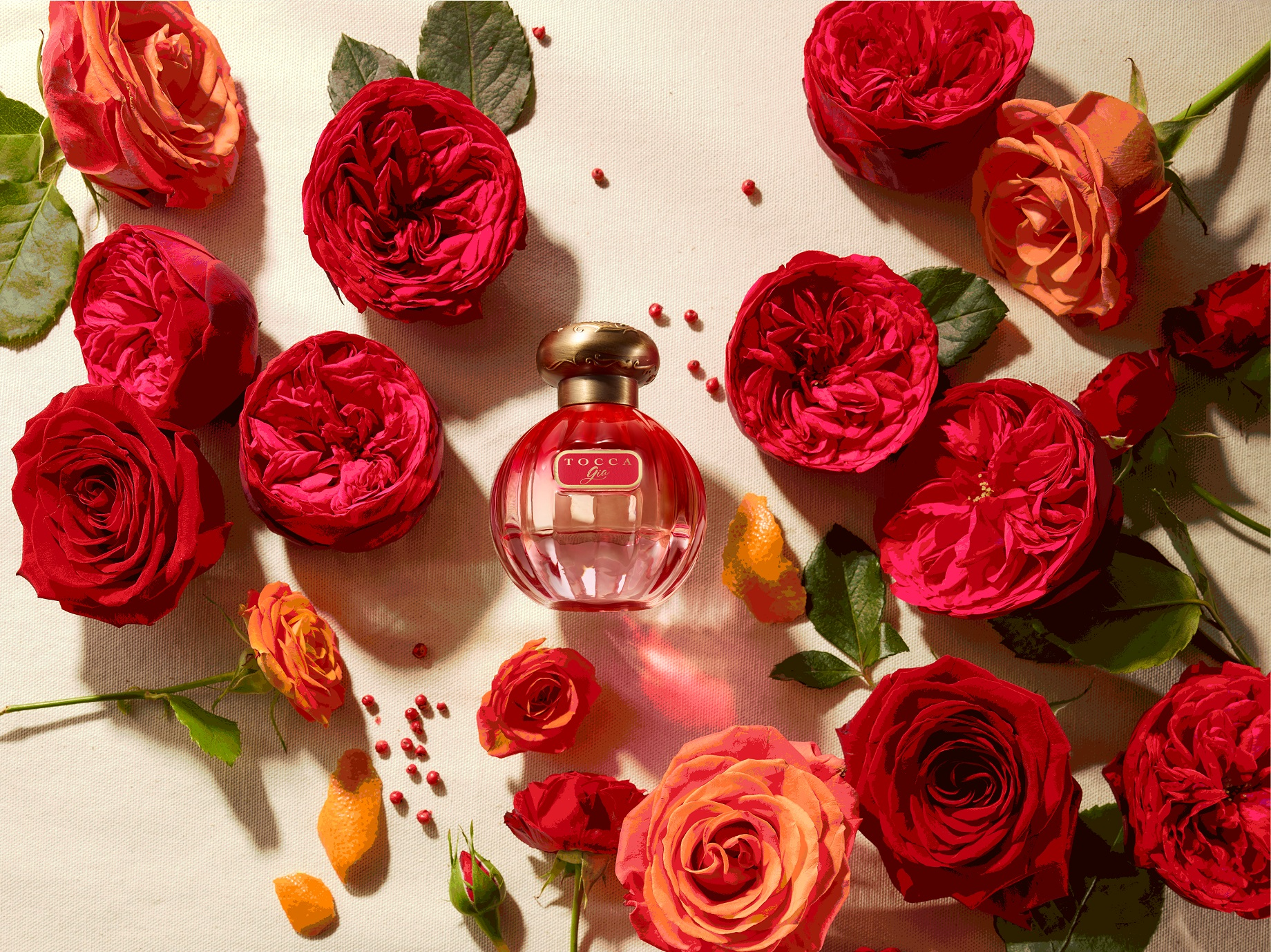 Perfume of the Month, October 2019: Gia by Tocca