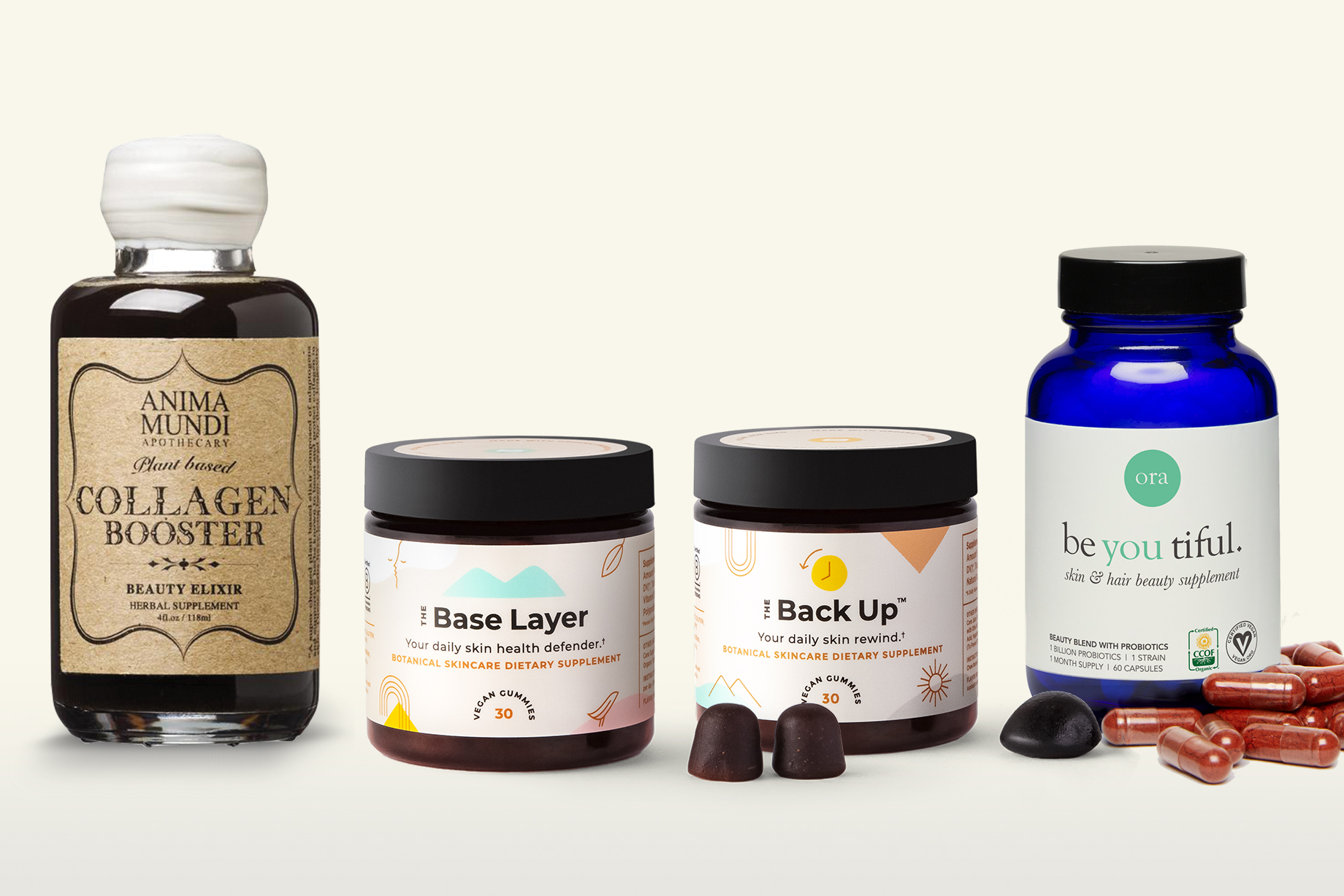 The Best Wellness Supplements for Healthier Skin, Hair and Nails