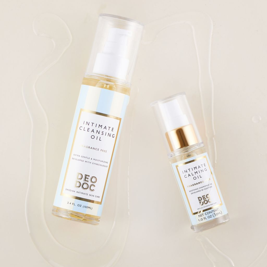 Deodoc Intimate Cleansing Oil 1