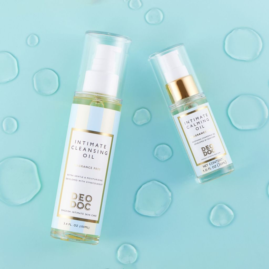 Deodoc Intimate Cleansing Oil 2