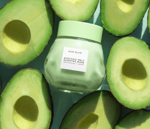 Avocado Melt Sleeping Mask By Glow Recipe 1