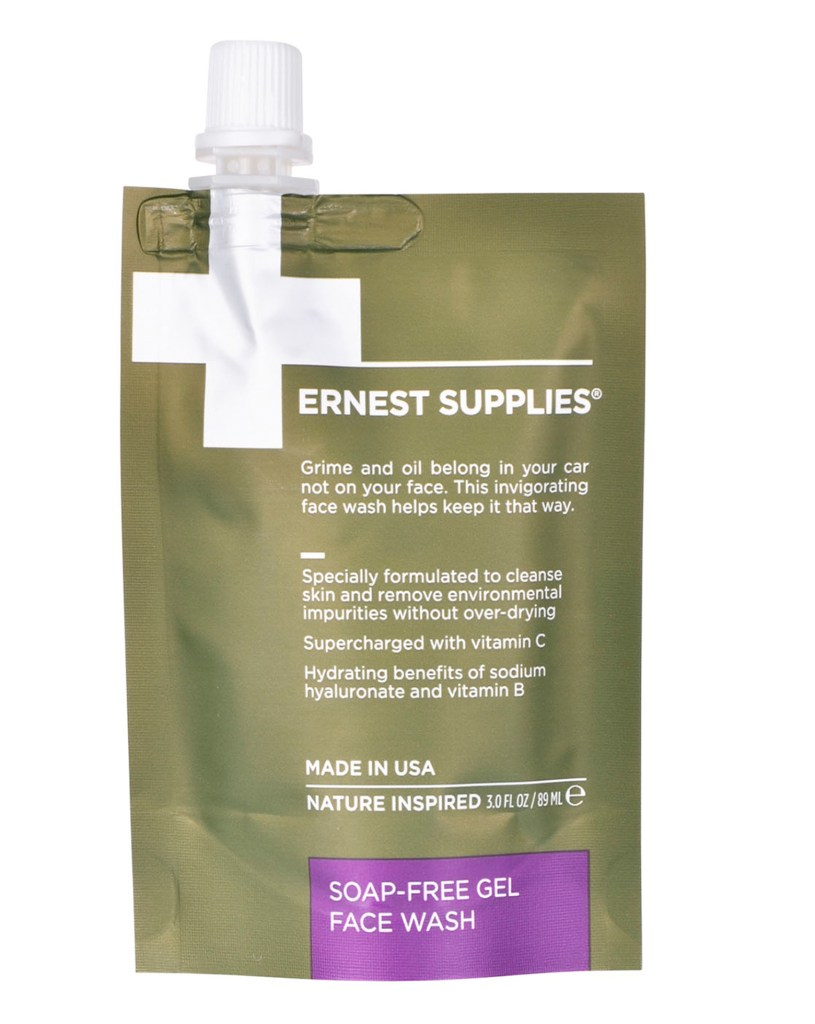 Ernest Supplies Soap Free Gel Face Wash2