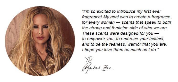 Get Rachel Zoes Fearlessly Feminine Scents