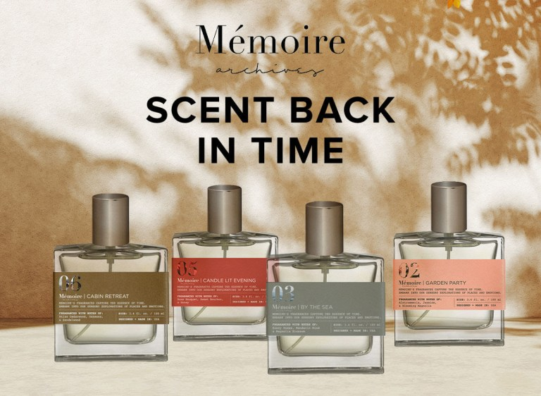 Memoire Archives Perfume Brand