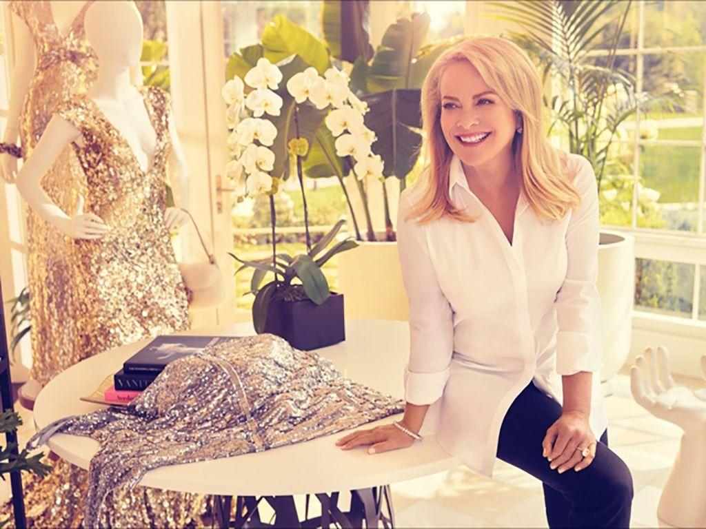 Designer Pamella Roland First Perfume