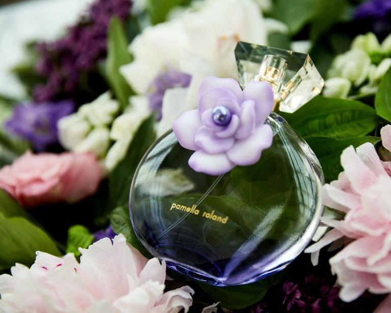Pamella Roland Rose Floral Perfume