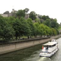 【ベルギー】ワロン地方の歴史ある小都市ナミュールはシタデルだけじゃなく街歩きも楽しめます