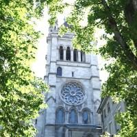 【スイス】ジュネーブに来たら見逃せないサン・ピエール大聖堂