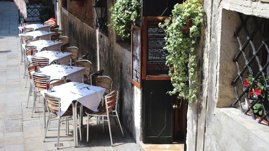 【イタリア】ヴェネツィアで美味しいものが食べたいならリサーチした方がいいです