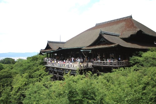 kiyomizu summer