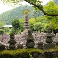 【京都洛西】嵯峨野にある静かなお寺「化野念仏寺」をおすすめする理由