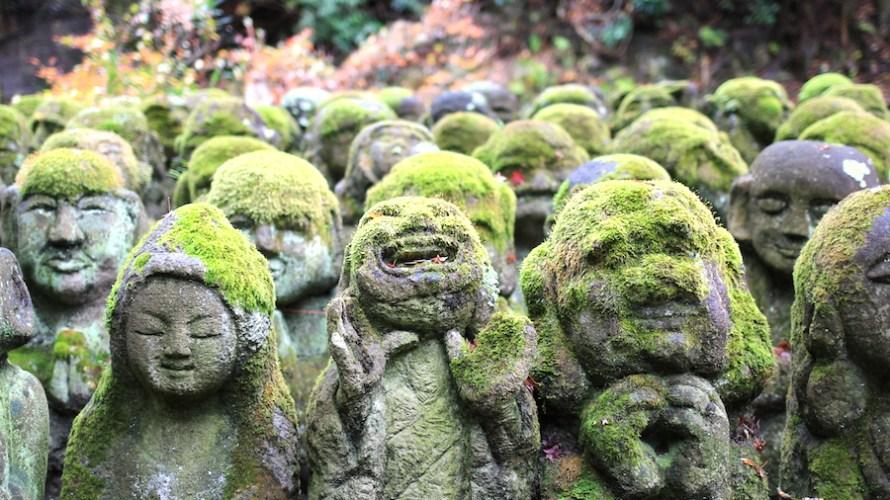 【京都洛西】愛宕念仏寺が愛される理由