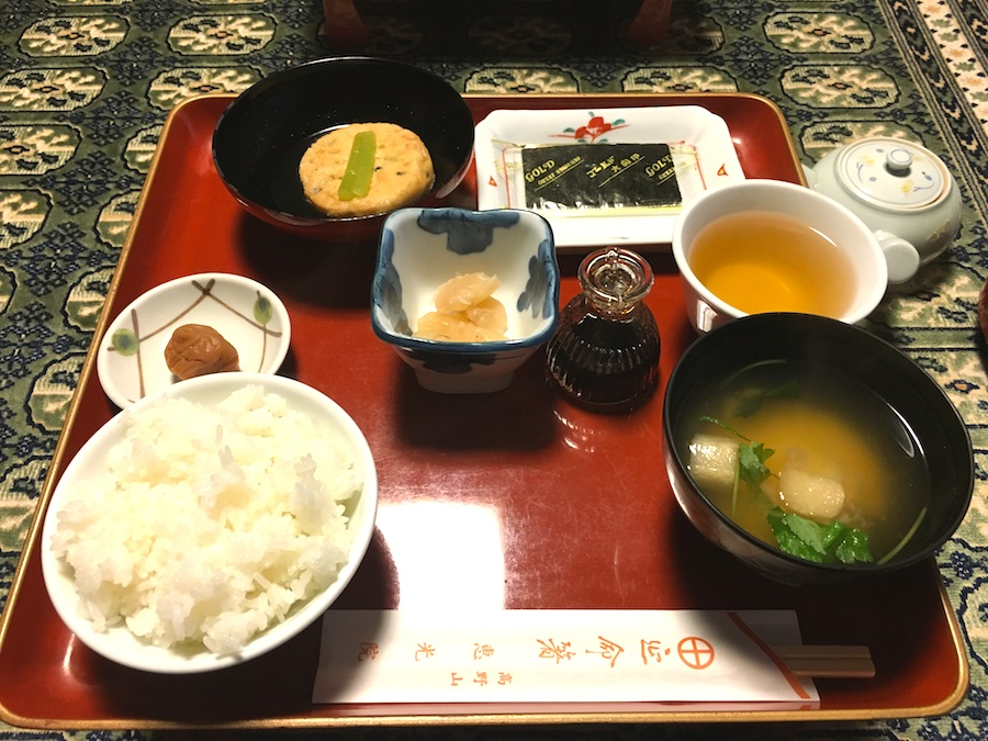 shojin breakfast1