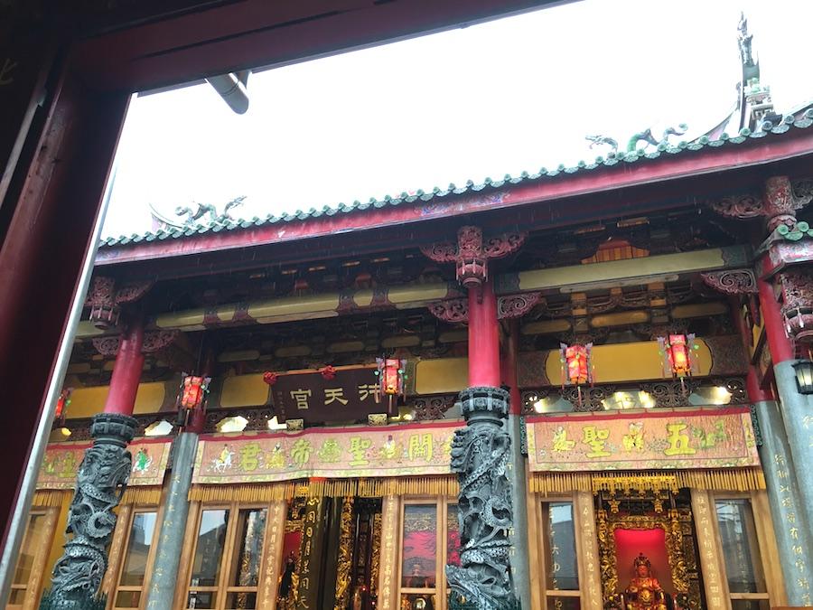 xingtian temple1