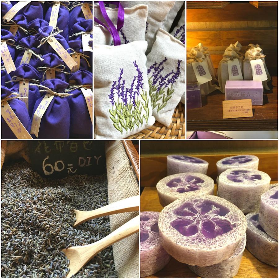 lavender souvenirs