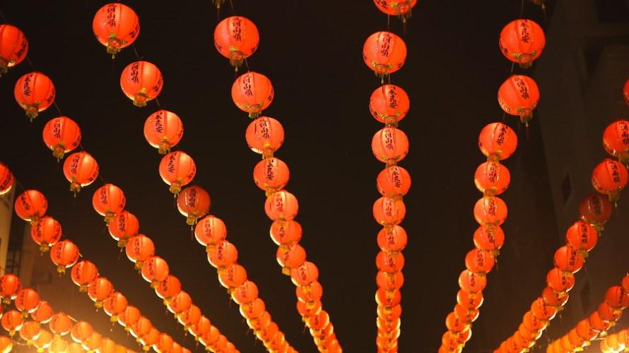 【台湾】古い街並みが懐かしい趣きのある「鹿港(Lukang)」へは夜に行くのがオススメ