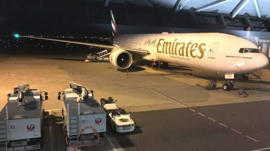 【世界のエアライン】初めて利用したエミレーツ航空は玉石混合なエアラインでした