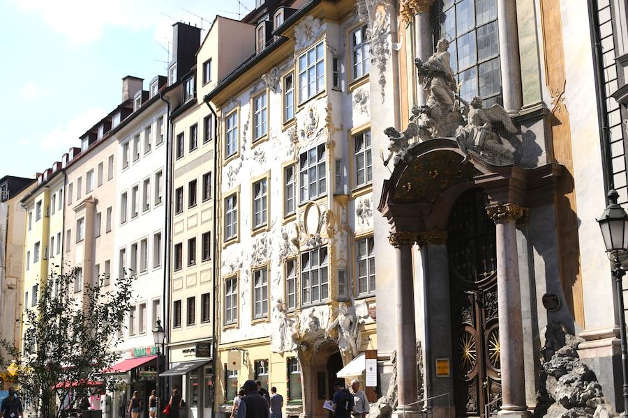 munich-street