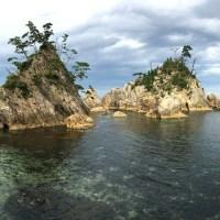 【鳥取】日本三景を超える美しさ「浦富海岸」は鳥取観光のハイライト