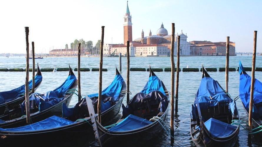【イタリア】ヴェネツィア 先ずは最低限の定番観光スポット巡りから