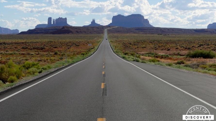 【アメリカ】モニュメントバレー(Monument Valley)は死ぬまでに一度は見たい感動モノな風景