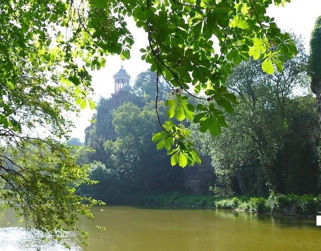 【パリ】19区は落ち着く公園や美味しいパティスリーがあって魅力的