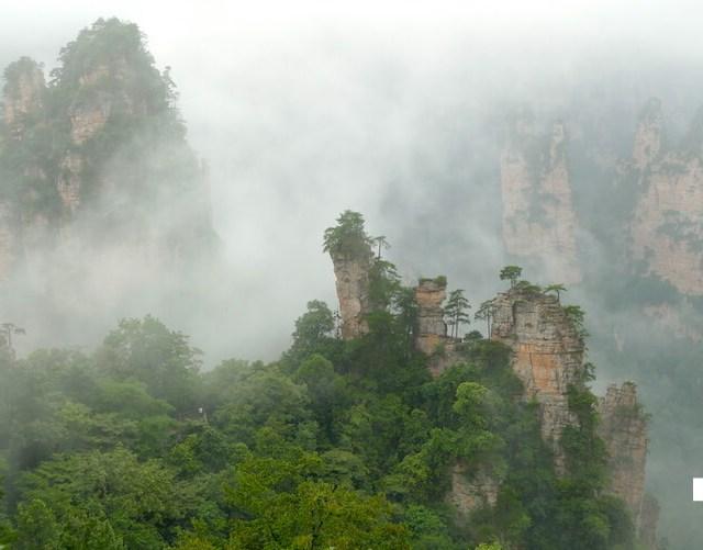 【中国】張家界(ジャンジャジエ)自然保護区を個人で周るには?