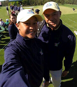Anaheim Hills' Kayla Sam Earns Title at Augusta National
