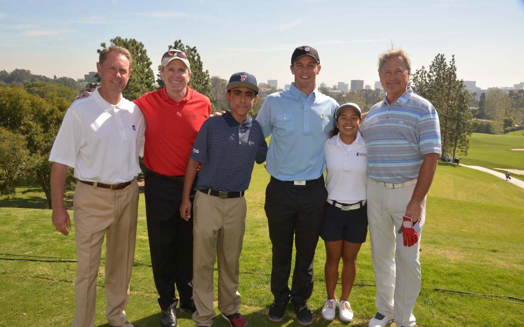 SCGA Junior Members Highlight Annual Friends of Golf Event