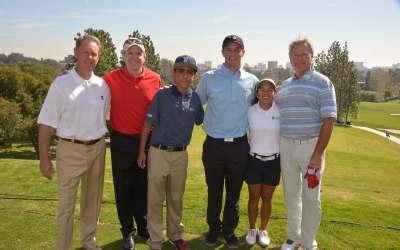 SCGA Junior Members Highlight Annual Friends of Golf Event