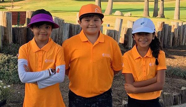 SCGA Junior Fields Three Summer League Teams