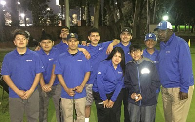 Securing a Bright Future for Bell Gardens Varsity Golf