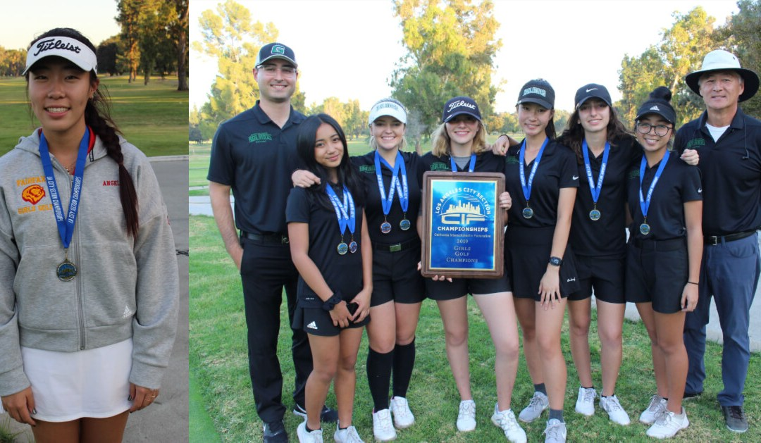 Kim, Granada Hills Take Home CIF LA City Section Title